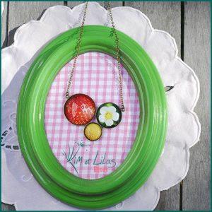 Collier Mon beau fraisier