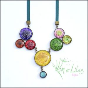 Collier 'Couleurs'