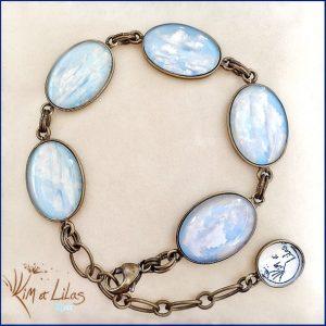 Bracelet 'Nuages'