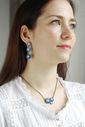 Bo Sulfure Hortensia bleu
