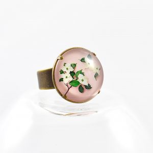 Bague Un printemps au Japon