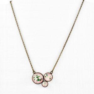 collier court trio 'Un printemps au Japon'