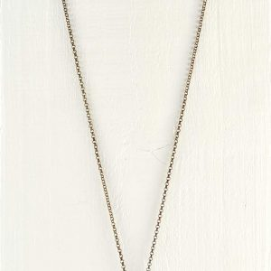 Collier long 'branche'