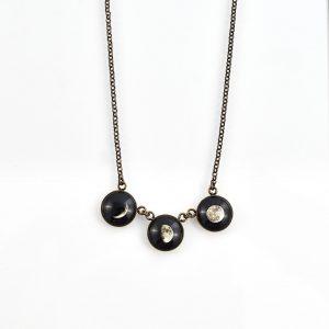 collier croissant de lune ©kim et lilas